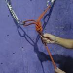 ループの長さを調節する部位を切る!